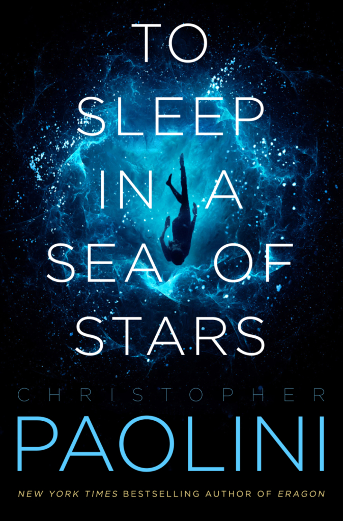 To Sleep in a Sea of Stars book cover